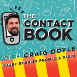 contact book podcast with craig doyle
